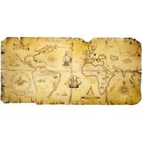 1_48500_124, Ancient Map -
