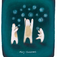 33_90434_1029, Christmas Polar Bears -