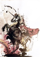 33_90579_1004, Unicorn Knight -