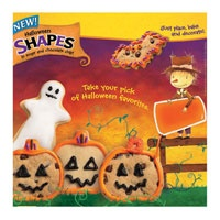3_90413_1050, Halloween Shapes -