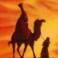 4_27300_001, We Three Camels -
