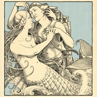 4_90314_1020, The Mermaid -