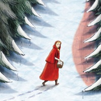 5_88200_1032, Red Riding Hood -